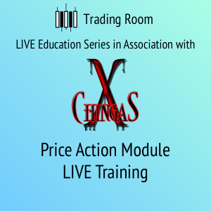 Price Action Module LIVE Training - Trading Room